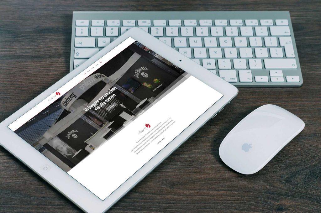 Höglund Reklam får ny webbplats