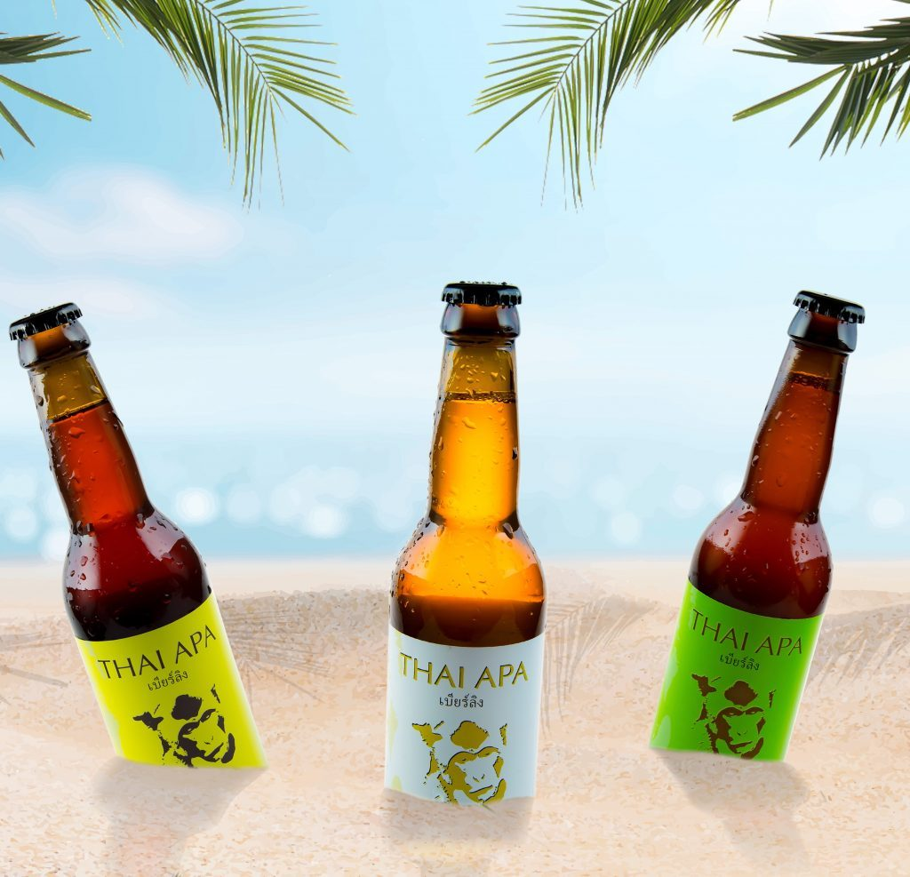 THAI APA – Ett nytt varumärke